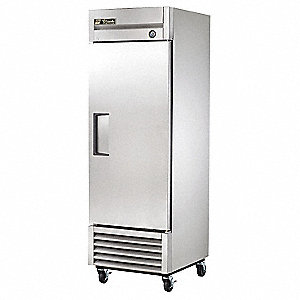 Refrigerator,23 cu ft,Stainless Steel