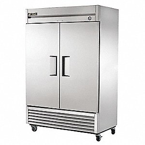 Freezer,Double Solid Door,49 Cu. Ft.