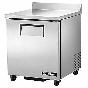 Worktop Refrigerator,6.5 cu ft.