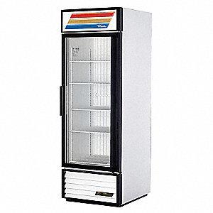Freezer, Single Glass Door, 23 Cu. Ft.