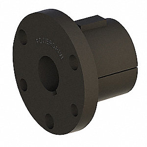 "Split Taper Bushing, B Series, 5/8"" Bore Dia., 1.938"" Length"