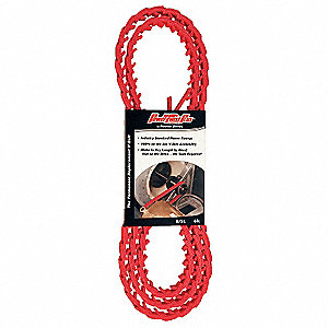 Link V-Belt,B/5L Belt Type,6 Ft