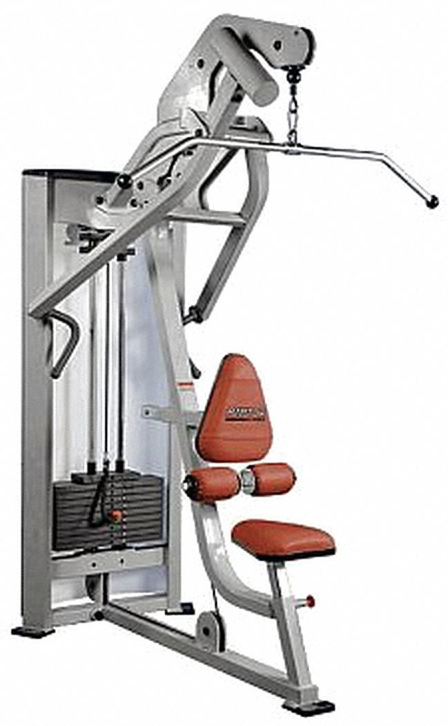 6 ft x 3 1/2 ft x 6 1/2 ft Raptor Lat Pulldown/Seated Row