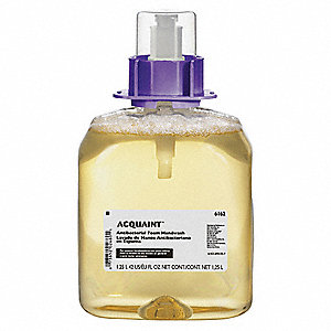 Antibacterial Soap Refill, Fruity Fragrance, 1250mL, EA 1