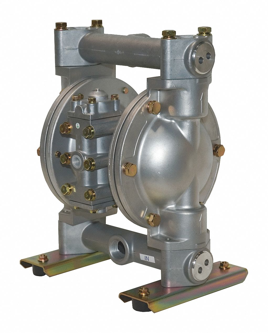 Dayton Double Diaphragm Pump 35 Gpm Max Flow Ptfe Single Manifold Connection 1 In 6py55 6py55 Grainger