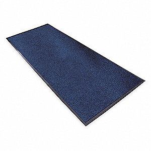 Navy Decalon® Yarn, Entrance Mat, 4 ft. Width, 6 ft. Length