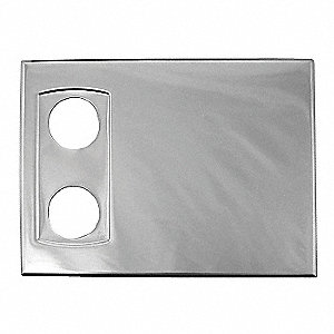 Bright Polished Stainless Steel Cover Plates