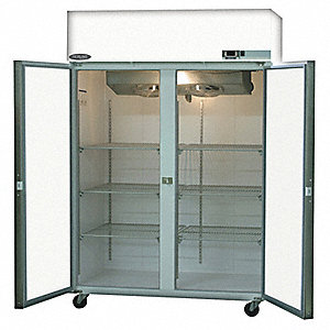 Upright Freezer; Ultra-Low Temperature; Automatic Defrost