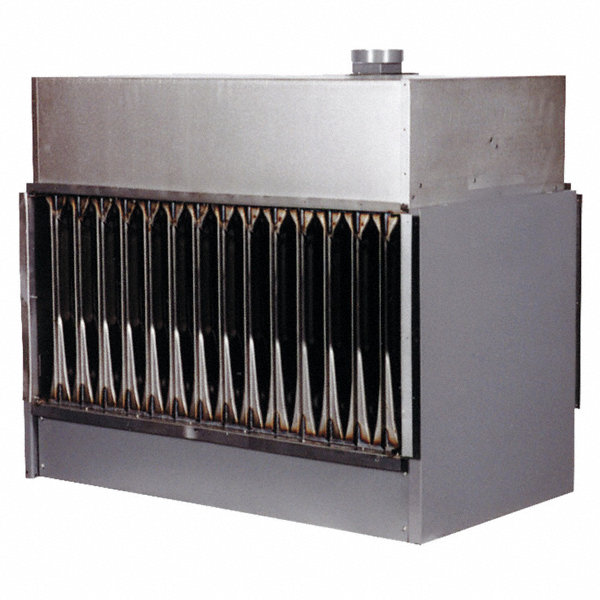 Dayton Indoor Duct Furnace Ng Btuh Output 320 000 9877