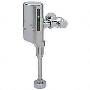 "Automatic Flush Valve, Urinal Fixture Type, Energy Cell, 3/4"" Inlet Size"