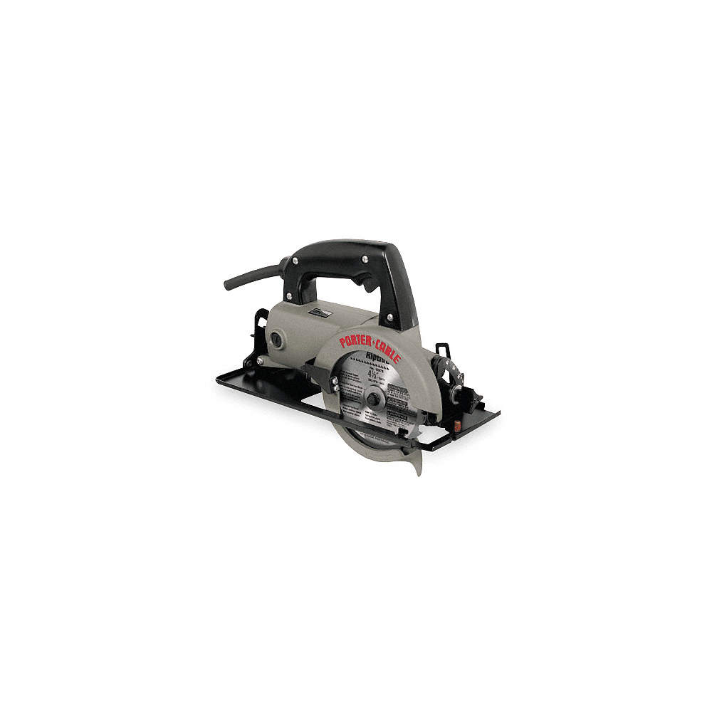 Porter cable worm drive circular saw4 12 in blade 6rm55314 zoom outreset put photo at full zoom then double click greentooth Choice Image