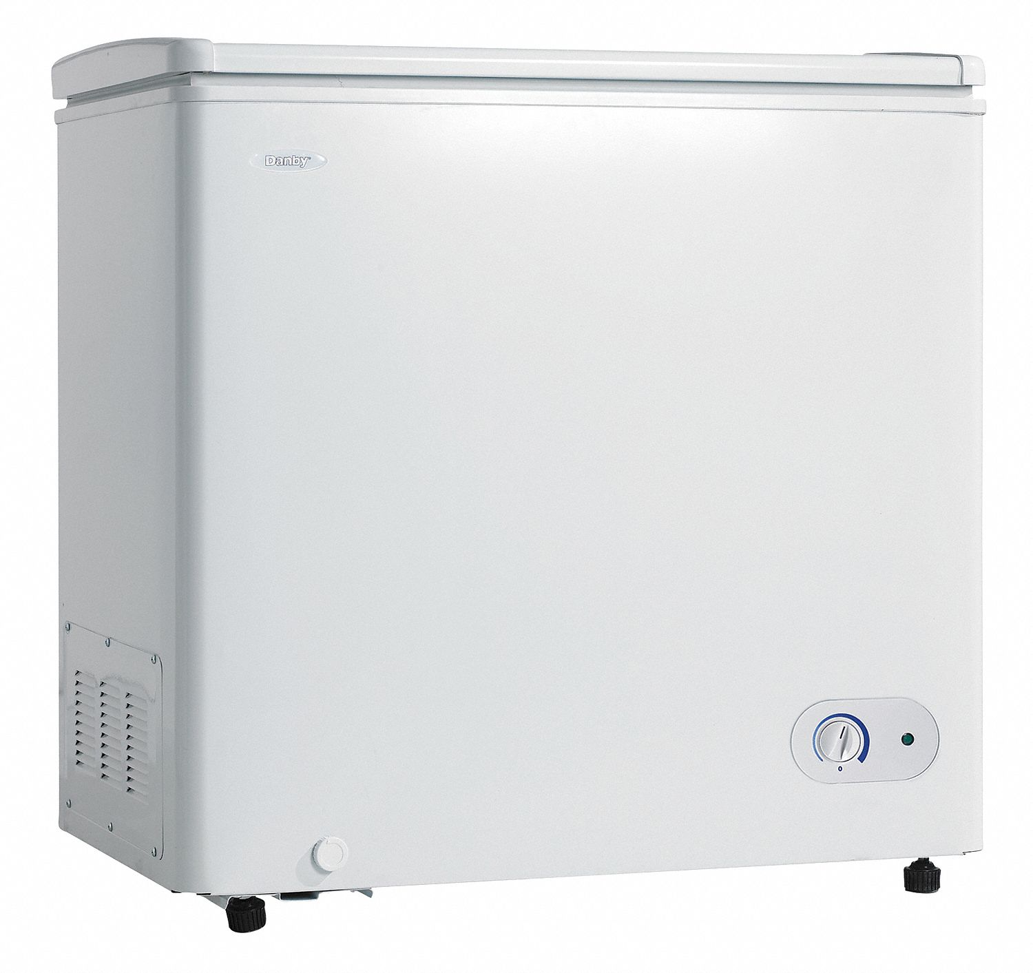 Compact Chest Freezer,  5.5 Cu. Ft.