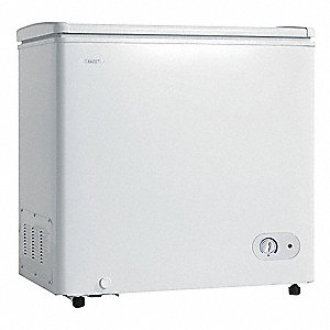 Compact Chest Freezer, 7.0 Cu. Ft.