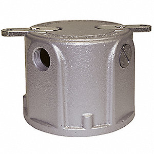 Conduit Outlet Body,1/2 In.