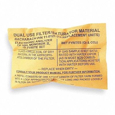6T148 - Filter Material Pk10