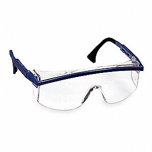 Astrospec 3000® Anti-Fog Safety Glasses, Clear Lens Color