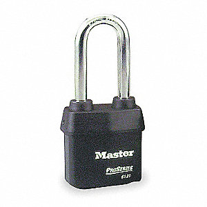 "Keyed Padlock,Alike,2-1/8""W"