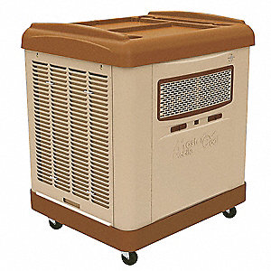 Window Evaporative Cooler,4000 cfm,3/4HP