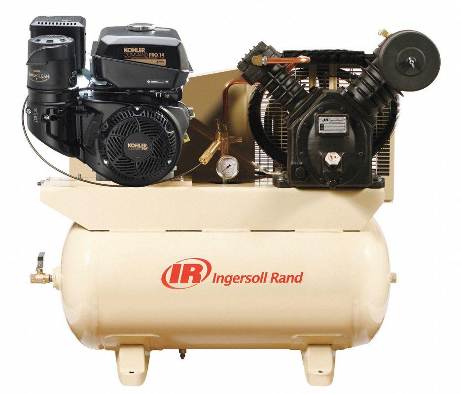 Compresor de aire gasolina ingersoll rand 14 hp kohler - Compresor de aire precio ...