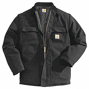 Coat,Insulated,Black,L