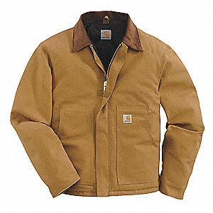 Jacket,Insulated,Brown,3XL