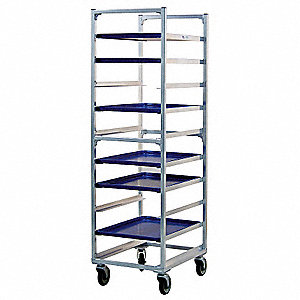 Full Bun Pan Rack,End Load,10 Capacity