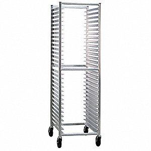 Bun Pan Rack,Welded,30 Pan Capacity