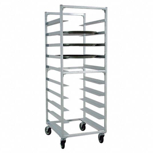 New Age Oval Tray Rack 10 Tray Capacity 6thz3 Ns893 Grainger