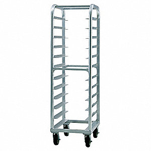Bun Pan Rack, 12 Pan Capacity