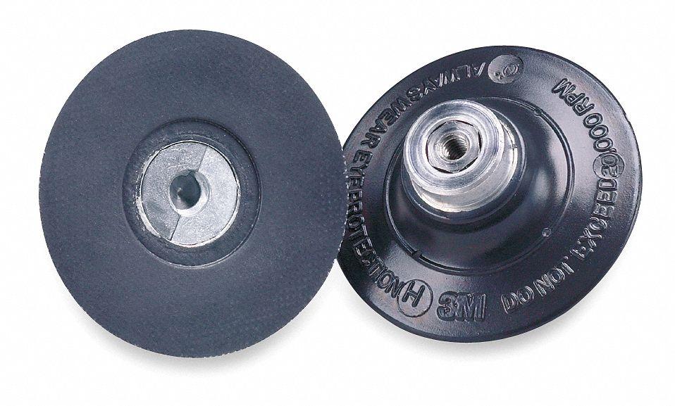 330 mm noir monobrosses r/ésistant Lot de 5 p polyester RETOL disques superpad