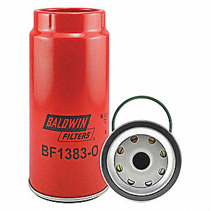 Fuel Filter,9-3/32 x 4-9/32 x 9-3/32 In