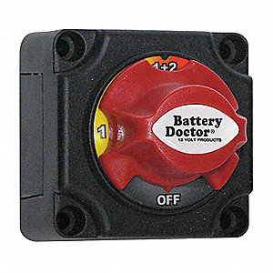 Battery Disconnect  Switch,Negative