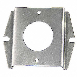 Surface Mount Conversion Bracket, For Use With: Snap Disc Controls