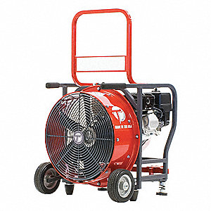 PPV Fan Blower,DD,Gas,16in,Briggs550