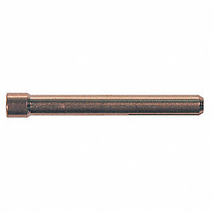 Collet,Copper,1/16 In (1.6mm),PK5