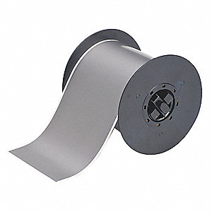 Tape,Gray,100 ft. L,4 In. W