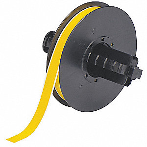 TAPE YELLOW 1/2IN