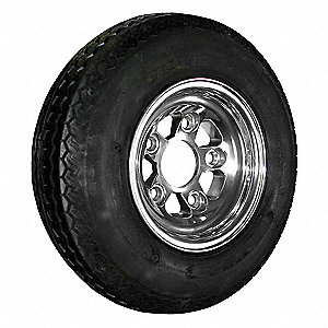Wheel And Tire, 4.8X8 C, 760 Lb. Cap.