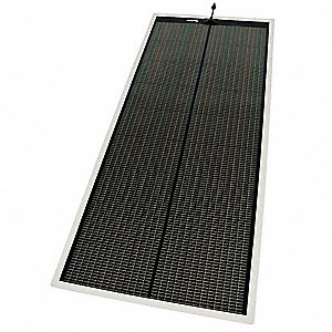 RV Solar Chargr,42W,15.4V,60.8x26.14 In.