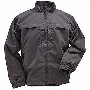 "Response Jacket, 3XL Fits Chest Size 54"" to 56"", Black Color"