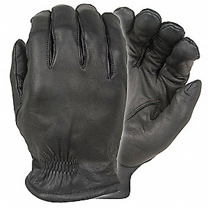 Law Enforcement Glove,S,Black,PR