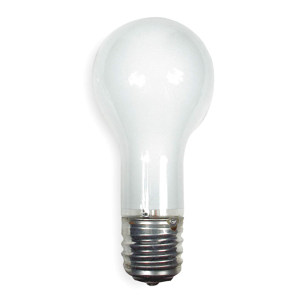 GE 200 WATT   Light Bulb Lamp 120v Rough Service