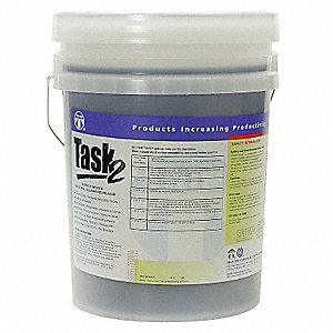 Cleaner, 5 gal. Pail, Mild Liquid, Ready to Use, 1 EA