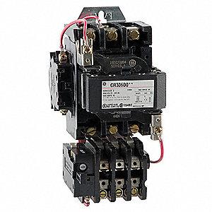ge magnetic motor starter 480vac coil volts nema size 2. Black Bedroom Furniture Sets. Home Design Ideas