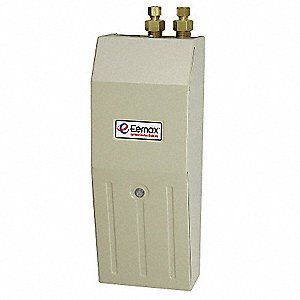 240V Undersink Electric Tankless Water Heater, 9500 Watts, 40 Amps - Water Heaters