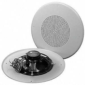 Ceiling Mount Speaker,White