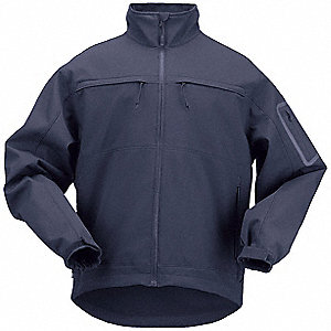 "Chameleon Jacket, 3XL Fits Chest Size 54"" to 56"", Dark Navy Color"