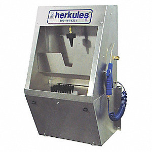 Herkules Manual Paint Gun Washer 1 Gal 5 Gal 6vkp2