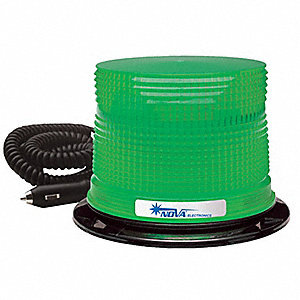 Strobe Light,Green,Magnetic,Flash Tube