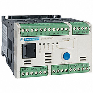 Motor Management System, DeviceNet Interface, 24VDC Control Voltage, 0.40 to 8A Current Range